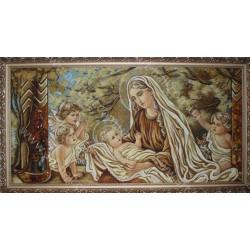 Ікона Божа Матір і Ісус