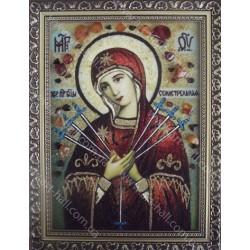 Икона Божьей Матери «Семистрельная»