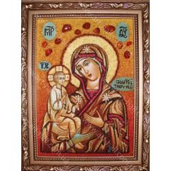 Ікона Божої Матері «Троєручиця»