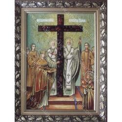 Ікона Воздвиження Хреста Господнього