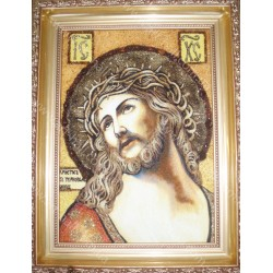 Икона Иисус в терновом венце