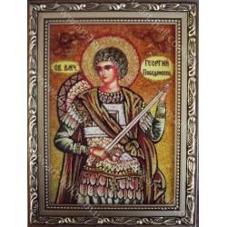 Именная икона Георгия Победоносца