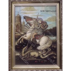 Іменна ікона Георгія Побідоносця