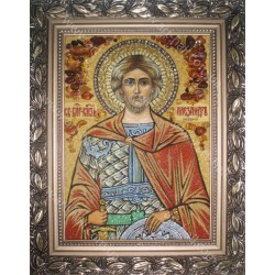 Именная икона святого Александра Невского