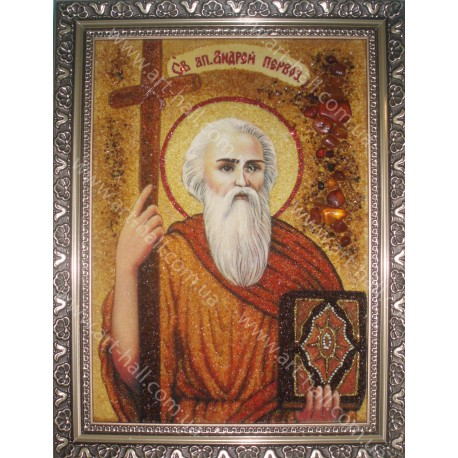 Именная икона святого Андрея Первозванного