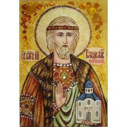 Именная икона святого Владислава