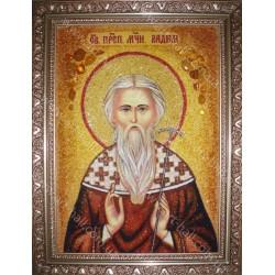 Іменна ікона святого мученика Вадима