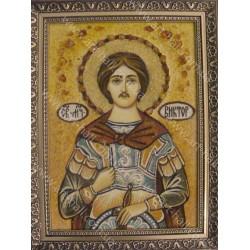 Именная икона святого мученика Виктора