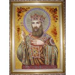 Іменна ікона Святого царя Костянтина