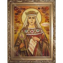 Іменна ікона святої Варвари