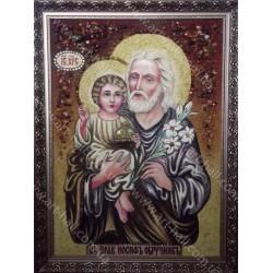 Іменна ікона святого Йосипа