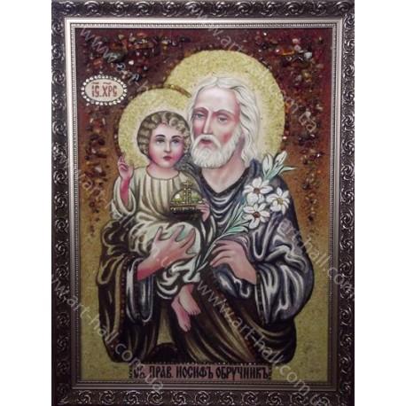 Именная икона святой Иосиф