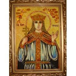 Іменна ікона Святої Ірини Македонської