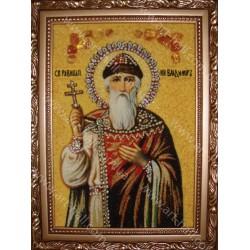 Іменна ікона святий князь Володимир