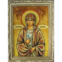 Именная икона Святой Маргариты