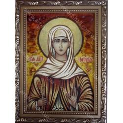 Именная икона Святой Наталии