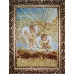Картина Ангели на небесах