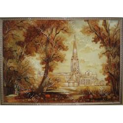 Картина Замок в лісі