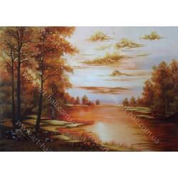Картина Красивая осень