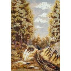 Картина Олень в лісі