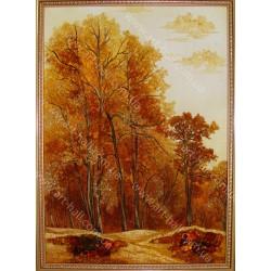 Картина Осінній ліс