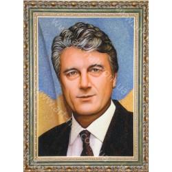 Портрет Виктора Ющенка