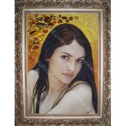 Портрет девушки из янтаря