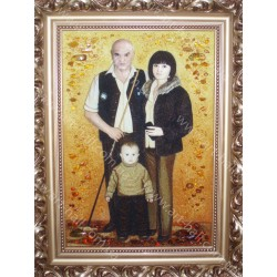 Портрет семьи на заказ