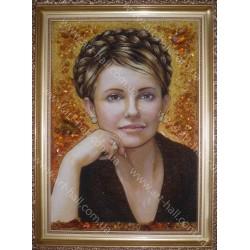 Портрет Юлии Тимошенко