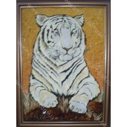 Картина Білий тигр