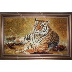 Картина Гордий тигр