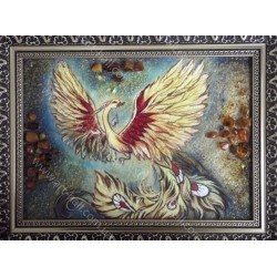 Картина Жар-птиця