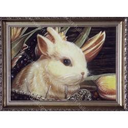 Картина кролика