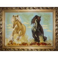 Картина Лошадей