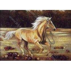 Картина лошадки