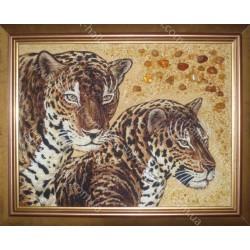 Картина з тиграми
