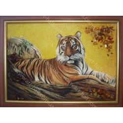 Картина тигрицы