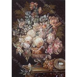 Картина Натюрморт ваза с цветами
