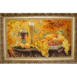 Картина Натюрморт Винограда и фруктов
