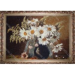 Картина Натюрморт Ромашки в вазе