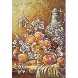Картина Натюрморт фрукты