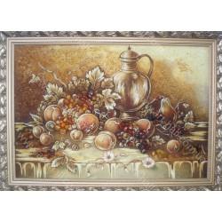 Картина Натюрморт фрукты и графин