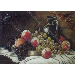 Картина Натюрморт Фрукты на столе