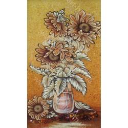 Картина Натюрморт Цветы в вазе