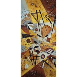 Картина Панно из янтаря