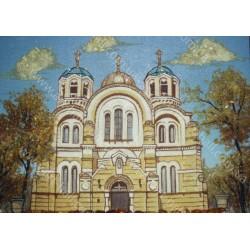 Картина Владимирский собор