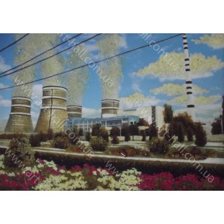 Картина Кузнецовської АЕС