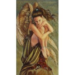Картина Девушка ангел