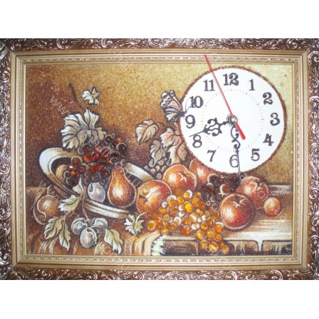 Часы из картины