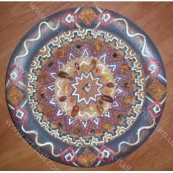 Декоративная тарелка